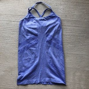 Fabletics•Blue Tank Top